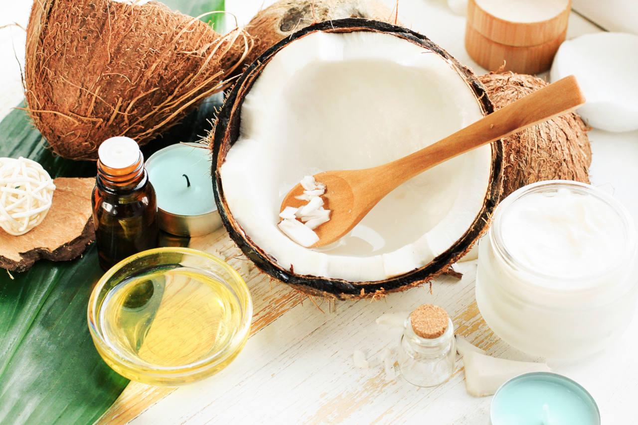 is coconut hair oil an efficient hair care treatment