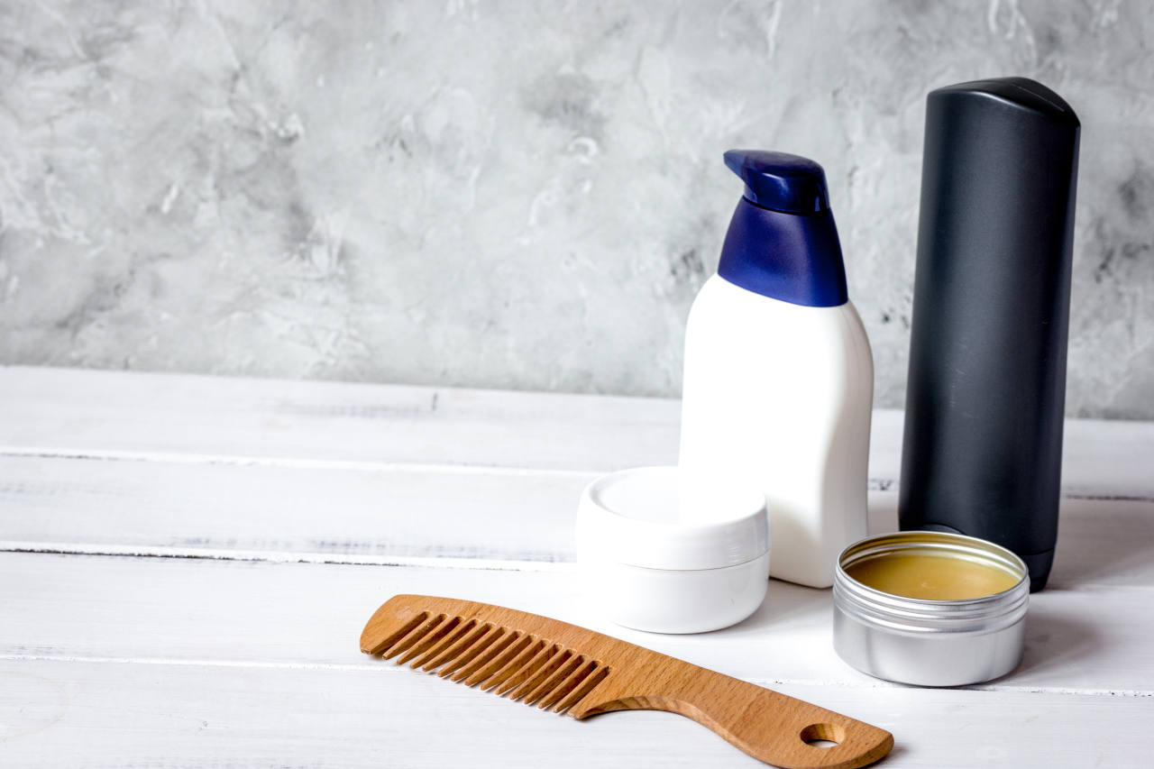 Haircare products advice as part of our tips for beautiful hair