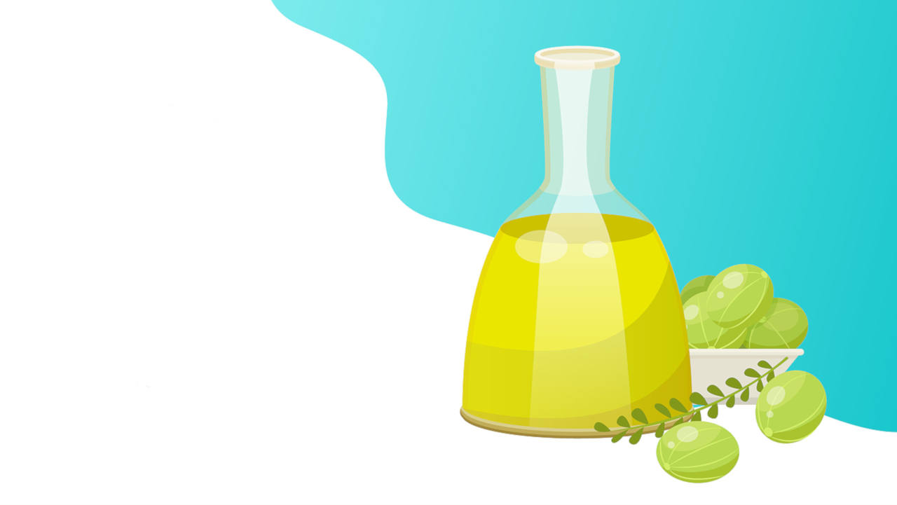is amla oil good for the hair