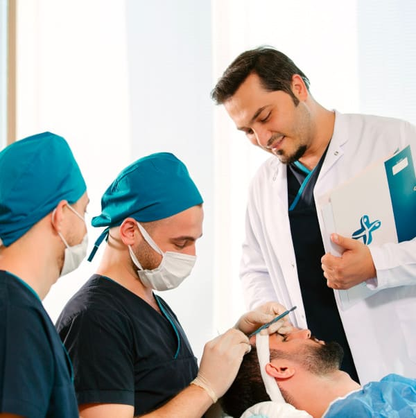 Dr Balwi and his team are always at the forefront of research to provide the best hair transplantation service