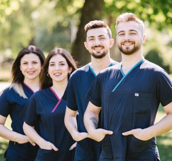 The Elithair expert team for hair transplantation