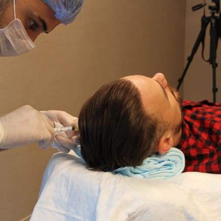 What are the benefits of the prp treatment